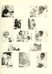 Page 17, 1972 Edition, University of Maryland Baltimore Dental School - Mirror Yearbook (Baltimore, MD) online yearbook collection