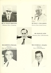 Page 9, 1972 Edition, University of Maryland Baltimore Dental School - Mirror Yearbook (Baltimore, MD) online yearbook collection