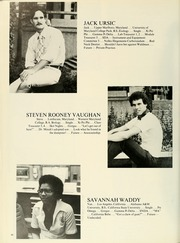 Page 54, 1980 Edition, University of Maryland Baltimore Dental School - Mirror Yearbook (Baltimore, MD) online yearbook collection