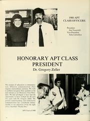 Page 60, 1980 Edition, University of Maryland Baltimore Dental School - Mirror Yearbook (Baltimore, MD) online yearbook collection