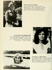Page 62, 1980 Edition, University of Maryland Baltimore Dental School - Mirror Yearbook (Baltimore, MD) online yearbook collection