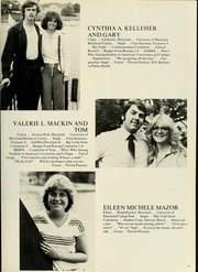 Page 65, 1980 Edition, University of Maryland Baltimore Dental School - Mirror Yearbook (Baltimore, MD) online yearbook collection
