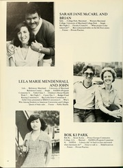 Page 66, 1980 Edition, University of Maryland Baltimore Dental School - Mirror Yearbook (Baltimore, MD) online yearbook collection