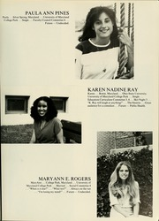 Page 67, 1980 Edition, University of Maryland Baltimore Dental School - Mirror Yearbook (Baltimore, MD) online yearbook collection