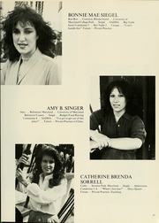 Page 69, 1980 Edition, University of Maryland Baltimore Dental School - Mirror Yearbook (Baltimore, MD) online yearbook collection