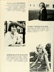 Page 70, 1980 Edition, University of Maryland Baltimore Dental School - Mirror Yearbook (Baltimore, MD) online yearbook collection