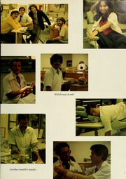Page 13, 1981 Edition, University of Maryland Baltimore Dental School - Mirror Yearbook (Baltimore, MD) online yearbook collection