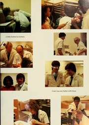 Page 17, 1981 Edition, University of Maryland Baltimore Dental School - Mirror Yearbook (Baltimore, MD) online yearbook collection
