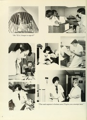 Page 10, 1982 Edition, University of Maryland Baltimore Dental School - Mirror Yearbook (Baltimore, MD) online yearbook collection