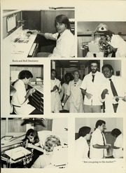 Page 15, 1982 Edition, University of Maryland Baltimore Dental School - Mirror Yearbook (Baltimore, MD) online yearbook collection