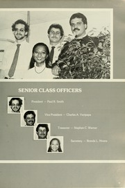 Page 17, 1984 Edition, University of Maryland Baltimore Dental School - Mirror Yearbook (Baltimore, MD) online yearbook collection