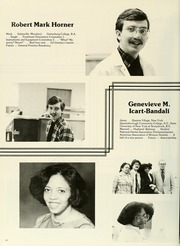 Page 42, 1987 Edition, University of Maryland Baltimore Dental School - Mirror Yearbook (Baltimore, MD) online yearbook collection