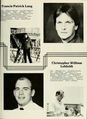 Page 47, 1987 Edition, University of Maryland Baltimore Dental School - Mirror Yearbook (Baltimore, MD) online yearbook collection