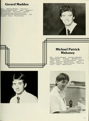 Page 49, 1987 Edition, University of Maryland Baltimore Dental School - Mirror Yearbook (Baltimore, MD) online yearbook collection