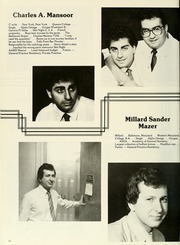 Page 50, 1987 Edition, University of Maryland Baltimore Dental School - Mirror Yearbook (Baltimore, MD) online yearbook collection