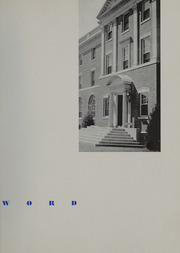 Page 11, 1936 Edition, Wheaton College - Nike Yearbook (Norton, MA) online yearbook collection