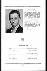 Page 10, 1931 Edition, St Patricks High School - Patrician Yearbook (Miami Beach, FL) online yearbook collection