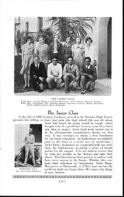 Page 13, 1931 Edition, St Patricks High School - Patrician Yearbook (Miami Beach, FL) online yearbook collection