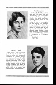 Page 7, 1931 Edition, St Patricks High School - Patrician Yearbook (Miami Beach, FL) online yearbook collection