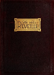 Page 1, 1921 Edition, Mississippi State University - Reveille Yearbook (Starkville, MS) online yearbook collection