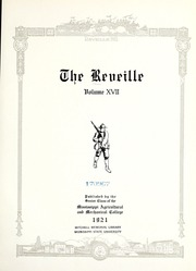 Page 11, 1921 Edition, Mississippi State University - Reveille Yearbook (Starkville, MS) online yearbook collection