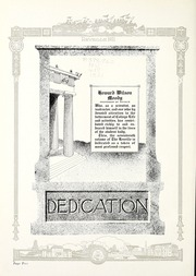 Page 12, 1921 Edition, Mississippi State University - Reveille Yearbook (Starkville, MS) online yearbook collection