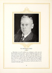 Page 14, 1930 Edition, Mississippi State University - Reveille Yearbook (Starkville, MS) online yearbook collection