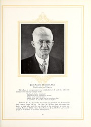 Page 15, 1930 Edition, Mississippi State University - Reveille Yearbook (Starkville, MS) online yearbook collection