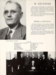 Page 16, 1947 Edition, Mississippi State University - Reveille Yearbook (Starkville, MS) online yearbook collection