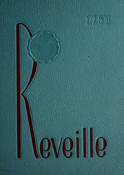 1951 Edition, Mississippi State University - Reveille Yearbook (Starkville, MS)