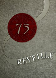 1953 Edition, Mississippi State University - Reveille Yearbook (Starkville, MS)