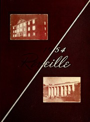 1954 Edition, Mississippi State University - Reveille Yearbook (Starkville, MS)
