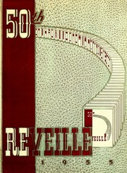 1955 Edition, Mississippi State University - Reveille Yearbook (Starkville, MS)