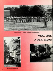 Page 10, 1964 Edition, Mississippi State University - Reveille Yearbook (Starkville, MS) online yearbook collection