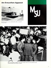 Page 11, 1965 Edition, Mississippi State University - Reveille Yearbook (Starkville, MS) online yearbook collection