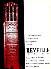 Page 7, 1966 Edition, Mississippi State University - Reveille Yearbook (Starkville, MS) online yearbook collection