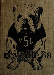 Mississippi State University - Reveille Yearbook (Starkville, MS) online yearbook collection, 1968 Edition, Page 1