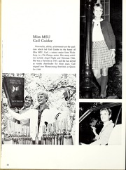 Page 24, 1969 Edition, Mississippi State University - Reveille Yearbook (Starkville, MS) online yearbook collection