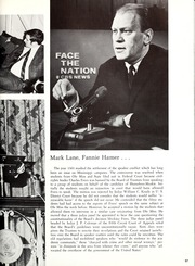 Page 61, 1969 Edition, Mississippi State University - Reveille Yearbook (Starkville, MS) online yearbook collection