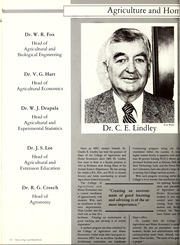 Page 162, 1984 Edition, Mississippi State University - Reveille Yearbook (Starkville, MS) online yearbook collection