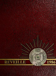 1986 Edition, Mississippi State University - Reveille Yearbook (Starkville, MS)