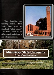 Page 8, 1987 Edition, Mississippi State University - Reveille Yearbook (Starkville, MS) online yearbook collection