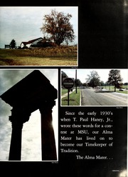 Page 9, 1987 Edition, Mississippi State University - Reveille Yearbook (Starkville, MS) online yearbook collection