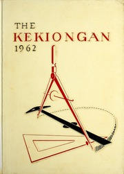 Page 1, 1962 Edition, Indiana Institute of Technology - Kekiongan Yearbook (Fort Wayne, IN) online yearbook collection