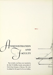 Page 14, 1962 Edition, Indiana Institute of Technology - Kekiongan Yearbook (Fort Wayne, IN) online yearbook collection