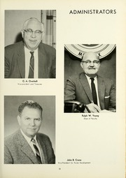 Page 17, 1962 Edition, Indiana Institute of Technology - Kekiongan Yearbook (Fort Wayne, IN) online yearbook collection