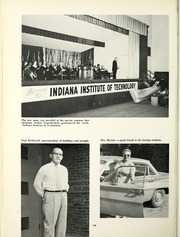 Page 16, 1963 Edition, Indiana Institute of Technology - Kekiongan Yearbook (Fort Wayne, IN) online yearbook collection