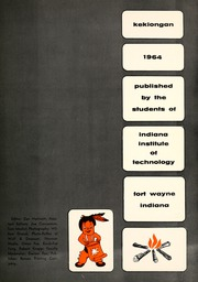 Page 5, 1964 Edition, Indiana Institute of Technology - Kekiongan Yearbook (Fort Wayne, IN) online yearbook collection