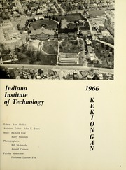 Page 5, 1966 Edition, Indiana Institute of Technology - Kekiongan Yearbook (Fort Wayne, IN) online yearbook collection