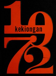 Page 1, 1972 Edition, Indiana Institute of Technology - Kekiongan Yearbook (Fort Wayne, IN) online yearbook collection